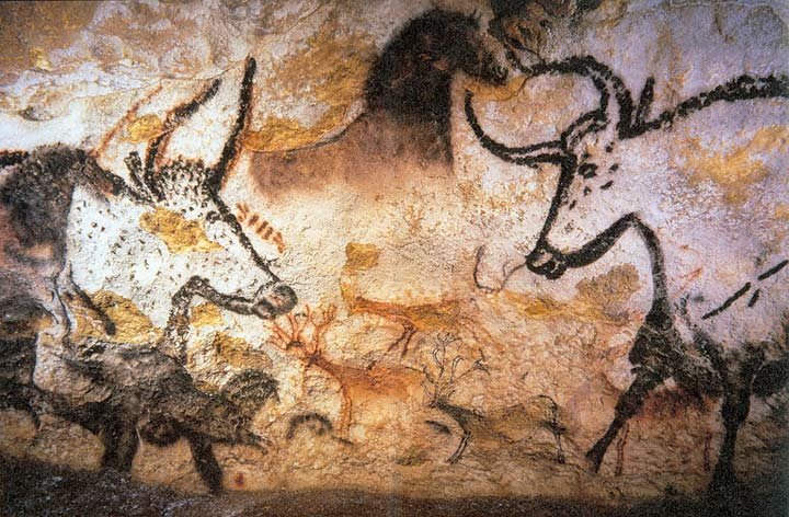 L'origine dell'Arte preistorica – introduzione per classe I