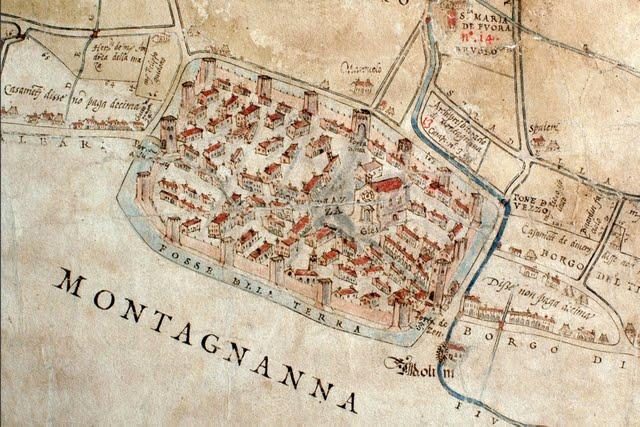 Photo of Una audioguida turistica sulla città murata di Montagnana