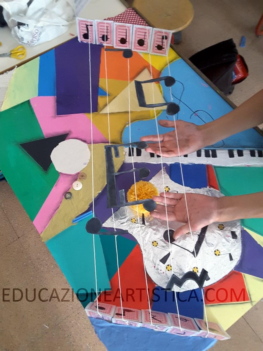 """Photo of Realizzare una """"Composizione Cubista"""" – immagini di esempio"""
